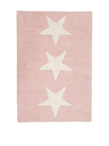 Happy Decor Kids HDK-227 Washable Rug, rosa