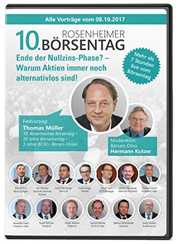 10. Rosenheimer Börsentag [4 DVDs]