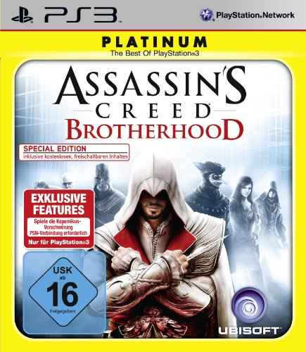 Assassins Creed Brotherhood [Platinum]