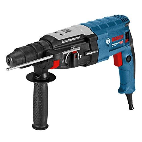 Bosch Professional Bohrhammer GBH 2-28 F (880 Watt, Bohr-Ø Beton max: 28 mm, SDS-plus, im Handwerker-Koffer)
